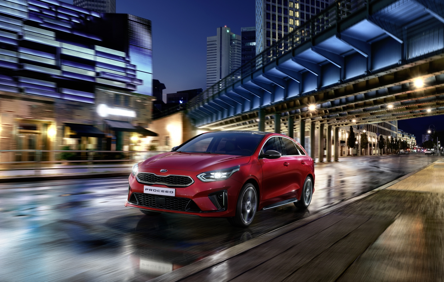 Kia announces prices and specification on new ProCeed shooting brake
