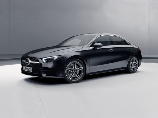 MERCEDES-BENZ A CLASS SALOON A250e AMG Line Premium 4dr Auto