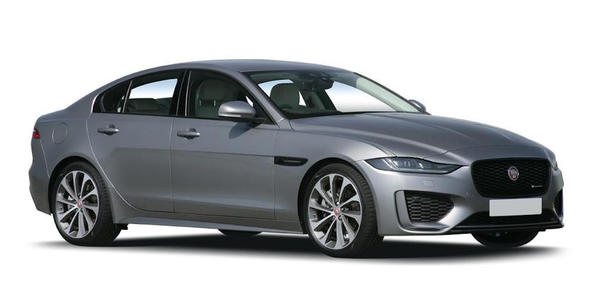 The updated Jaguar XE, what we really think.