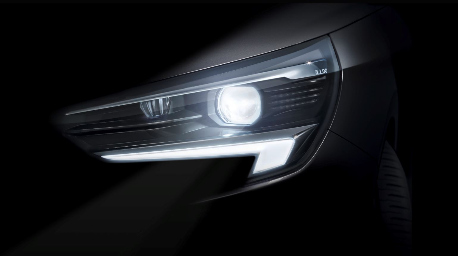Vauxhall releases teaser image of new Corsa